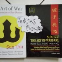 Paket 2 Buku The Art Of War Sun Tzu - Samuel B Griffith
