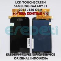 LCD TOUCHSCREEN SAMSUNG GALAXY J1 2016 J120 BISA KONTRAS OEM KD-002232