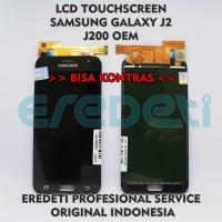 LCD TOUCHSCREEN SAMSUNG GALAXY J2 J200 BISA KONTRAS OEM KD-002233
