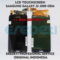 LCD TOUCHSCREEN SAMSUNG GALAXY J3 J300 BISA KONTRAS OEM KD-002235
