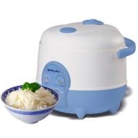 Sale! Miyako Rice Cooker 3 In 1 Magic Com Warmer Plus 0,63 Liter Mcm-