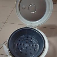 Jual Miyako Rice Cooker 3 In 1 Magic Com Warmer Plus 1,8 Liter Mcm-528