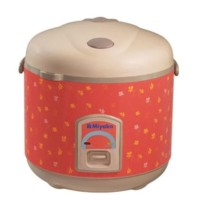 New! Magic Com / Rice Cooker Miyako Mcm-838 (2,2 Liter) Berkwalitas