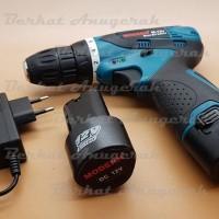 Dijual Mesin Bor Baterai / Cordless Modern 12V Murah