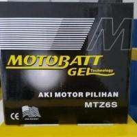 Dijual Aki Kering Kawasaki Klx 150 Motobatt Mtz6S Promo