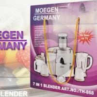 Sale! Blender Juicer 7 In 1 Seperti Blend Philips Oxone Vicenza Miyako