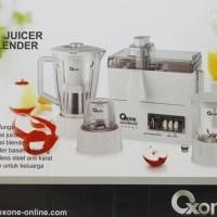 New! Oxone Juicer & Blender 4 In 1 - Ox-867 Ox867 Garansi Resmi Murah