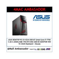 ASUS ROG PC G11CD-K-ID016T Black