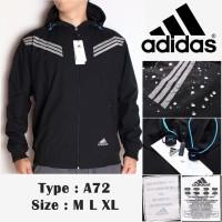Jaket Adidas BAHAN RESPIRO ( BAHAN YG DI PAKAI EIGER) WATERPROOF (AP26