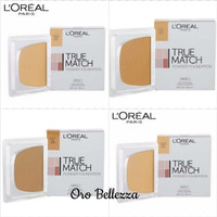 REFILL LOREAL True Match Micro Foundation - Bedak Original Murah