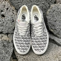 SEPATU VANS ERA FEAR OF GOD FULL PRINT PREMIUM GRADE ORIGININAL