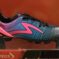 promo sepatu bola specs photon warna biru pink ORIGINAL
