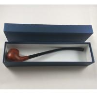 Pipa Cangklong LORENZO LECTURA NATURAL 591 Briar Tobacco Pipe