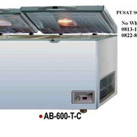 Chest Freezer / Pendingin Daging/Ikan AB-600-T-C GEA