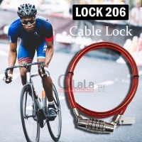 Cable Lock 206