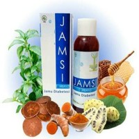 Jamsi ( Jamu Diabetes )  - NETT 250 ML