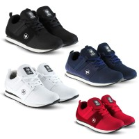 Sepatu Sneakers Kets dan Kasual Pria bisa untuk jalan, kerja, sekolah,