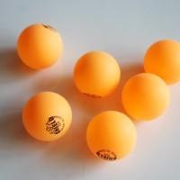 #k494 Bola Pingpong / Tenis Meja   Slop 'isi 6 Pcs' - Shield