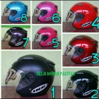 Terbaru Paling Top helm ink centro basic alice vry bukan nhk gm kyt m