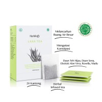 HERBILOGY - Laxa Tea 20 Teabags