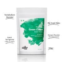 HERBILOGY Green Coffee - 100 Gr