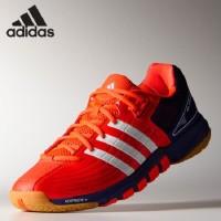 Sepatu Bulutangkis/Badminton/Adidas Quickforce 7 B44193 ORI GREAT SALE