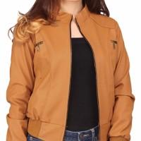 promo jaket wanita semi kulit distro rndz terbaru original rd27 pria