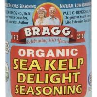 (Sale) Bragg, Organic Sea Kelp Delight Seasoning, (76.5 g)