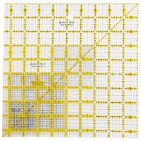 Quilting Ruler / Penggaris Quilting SET 4 Ukuran TOYO QR-07S ABCD
