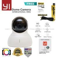 Xiaomi Yi Dome CCTV/IP Cam International Extra Cabel 5M Garansi Origin