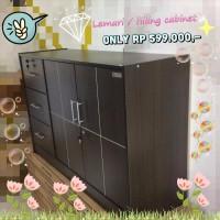 Lemari filling cabinet super BEST PRODUCT