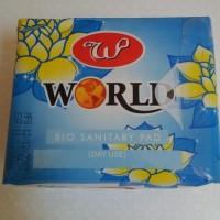 Terlaris Wootekh - Woo Tekh World Bio Sanitary Pads - Day Use