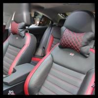 Harga New Arrival Car Set Exclusive   Bantal Mobil Kulit 31 30 29 28 27 | DEMO GRABTAG