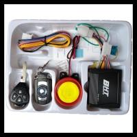 (Best Seller!!) Alarm Motor Bonus Cara Pemasanggan Merk Bht 2 Remote