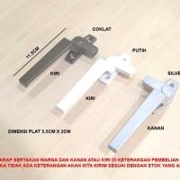 Kunci Jendela / Rambuncis Dekson Aluminium CHW 4