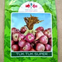 Pack 10 Gr Benih Bibit Sayuran Bawang Merah Tuk Tuk Super Panah Merah