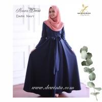 Baju Wanita Muslim Dress NUURA