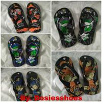 Sandal Jepit Spon Anak / Laki - Laki