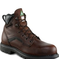 RED WING 3526 MEN'S 6-INCH BOOT BROWN