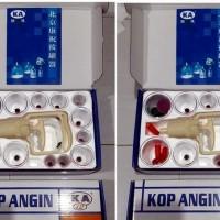 Alat Bekam Kop Angin Ka Cupping Kit - Isi 12 New Ka Original