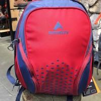 [OF1] Tas Eiger Savior Shoes Backpack Merah - Tas Sepatu Eiger