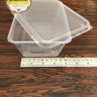Thinwall 1000 ml /Container Microwave/Kotak Makan/wadah plastik LENTUR