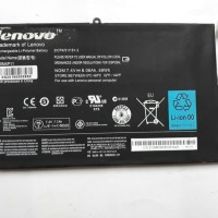 Baterai Laptop Lenovo IdeaPad UltraBook U410 Series L10M4P11