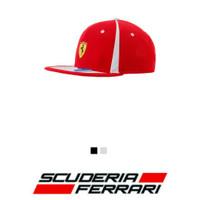 Topi Cap F1 Team Ferrari Original Merchandise Vettel Raikkonen