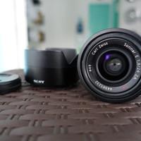 Lensa Sony Zeiss 24mm F1.8 for A5100/A6000/A6300/A6500 Termurah