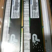 Patriot 8gb ddr3 pc12800 1600mhz(2x4gb)dual channel