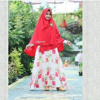 gamis shabby ori nazumi (set hijab)