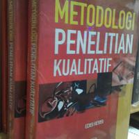 buku METODOLOGI Penelitian KUALITATIF by prof lexy moleong