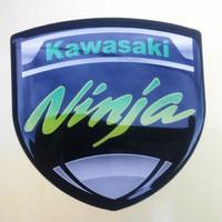 Aksesoris Stiker Motor KAWASAKI NINJA RR 150CC - R 250CC