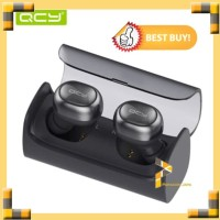 QCY Q29 Original Bluetooth Headset Wireless Headphone Earphone - Hitam